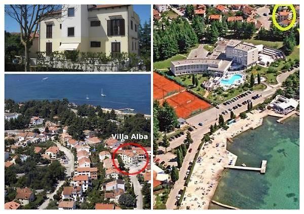 Villa Alba Ii Porec